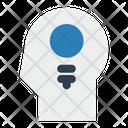 Idea Bulb Creative Icon