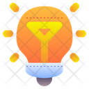 Ideas Idea Light Bulb Icon