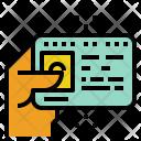 Tax Id Card Icon