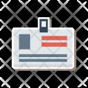 Card Id Identity Icon