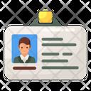 Identification Card Id Card Personal Identity Icon