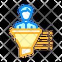 Identification Filter Icon