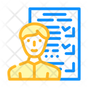 Identification Questionnaire Icon