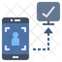 Identify Scan Security Icon