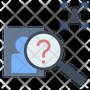 Identify Recognize Artificial Intelligence Icon