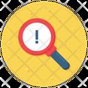 Identity Exploring Info Finding Faq Icon