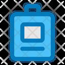Identity Person Identification Icon