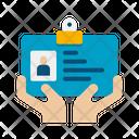 Identity Id Card Identity Card Icon