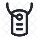 Identity badge Icon