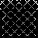 Identity Badge Icon