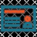 Business Corporation Seo Icon