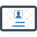 Pass Ticket Vip Card Icon