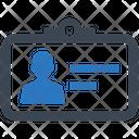 Card Identity Id Card Icon