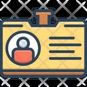 Identity On Personal Image Portfolio Expansion Icon