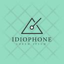Idiophone Logo Icon