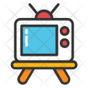 Idiot Box Icon