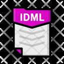 Idml file Icon