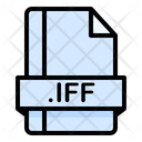 Iff File File Extension Icon