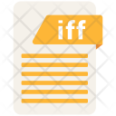 Iff Format Document Icon
