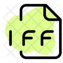 Iff File Audio File Audio Format Icon
