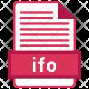 Ifo file Icon
