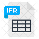 Ifr File Icon