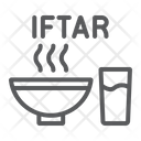 Iftar party Icon