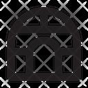 Iglo House Ice Icon