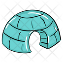 Igloo Snowhouse Snowhut Icon