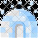Igloo Winter Season Cooler Icon