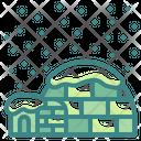 Igloo Cultures Eskimo Icon