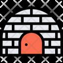 Igloo Culture Civilization Icon