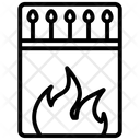 Ignition Matchbox Icon