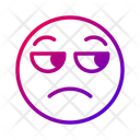 Ignorant Unaware Face Icon