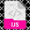 Ijs file Icon