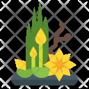 Ikebana Icon