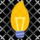 Illuminate Light Bulb Icon