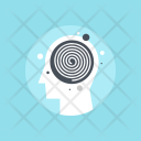 Illusion Hypnosis Spiral Icon