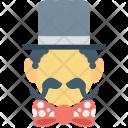 Illusionist Magician Sorcerer Icon