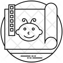 Digital Art Graphic Icon