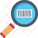 Illustrationbarcode Scanning Icon