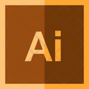 Illustrator Design Tool Icon
