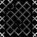 Illustrator file Icon
