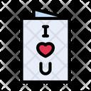 Iloveyou Loveletter Valentine Icon