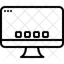 Imac Computer Web Icon