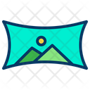 Panorama Image Virtual Image Picture Icon