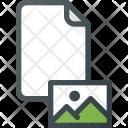 Image Picture Paper Icon