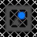 Image Photo Shape Icon