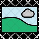 Image Landscape Photo Icon
