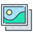Pictures Illustrations Design Image Icon